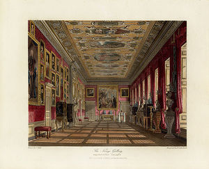 Charles Wild - King's Gallery, Kensington Palace