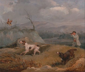 Henry Thomas Alken - Grouse Shooting
