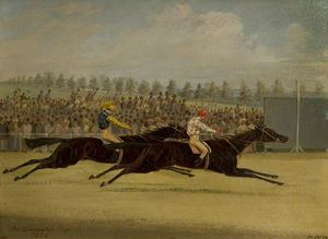 Henry Thomas Alken - The Doncaster Cup