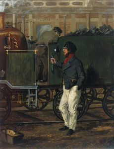 Henry Thomas Alken - The Driver Of The Mail -