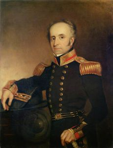 Henry William Pickersgill - Captain Thomas Dickinson