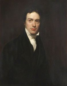 Henry William Pickersgill - Michael Faraday -