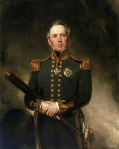 Henry William Pickersgill - Rear-admiral Sir Edward Brace