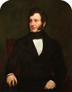 Henry William Pickersgill - Thomas Turner, 1st President Of The Royal College Of Veterinary Surgeons