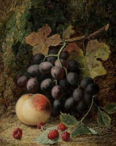 Oliver Clare - A Fruit Study