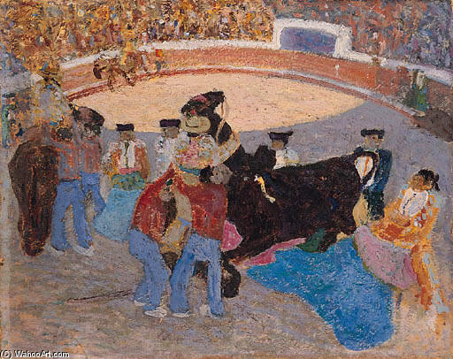 Works Of Pedro Figari by Pedro Figari (1861-1939, Uruguay) | Art Reproduction | WahooArt.com