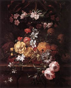 Pieter The Younger Holsteyn - Flower Piece_2