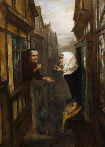 Ralph Hedley - An Argument From Opposite Premises