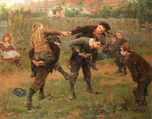 Ralph Hedley - The Tournament