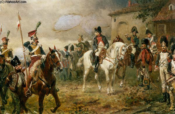 News From The Front by Robert Alexander Hillingford (1828-1904, United Kingdom) | Art Reproductions Robert Alexander Hillingford | WahooArt.com