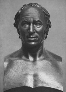 Samuil Ivanovich Gal'berg - Bust Of The Sculptor Martos