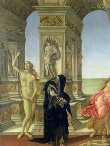 Sandro Botticelli - The Calumny Of Apelles