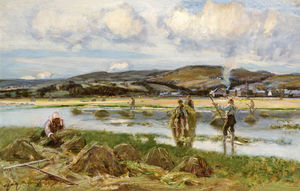 David Murray - The Reed Gatherers -