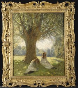 George Clausen - The Spreading Tree