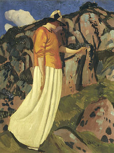 Derwent Lees - The Yellow Skirt