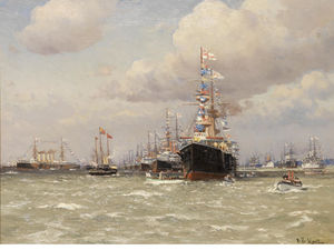 Edoardo Federico De Martino - The Diamond Jubilee Fleet