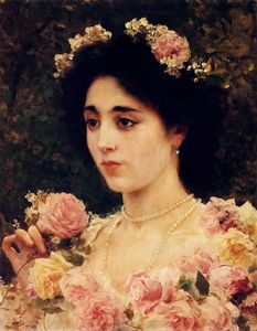 Federico Andreotti - The Pink Rose