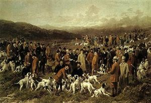George Earl - Meeting Of The Gun Dogs Society