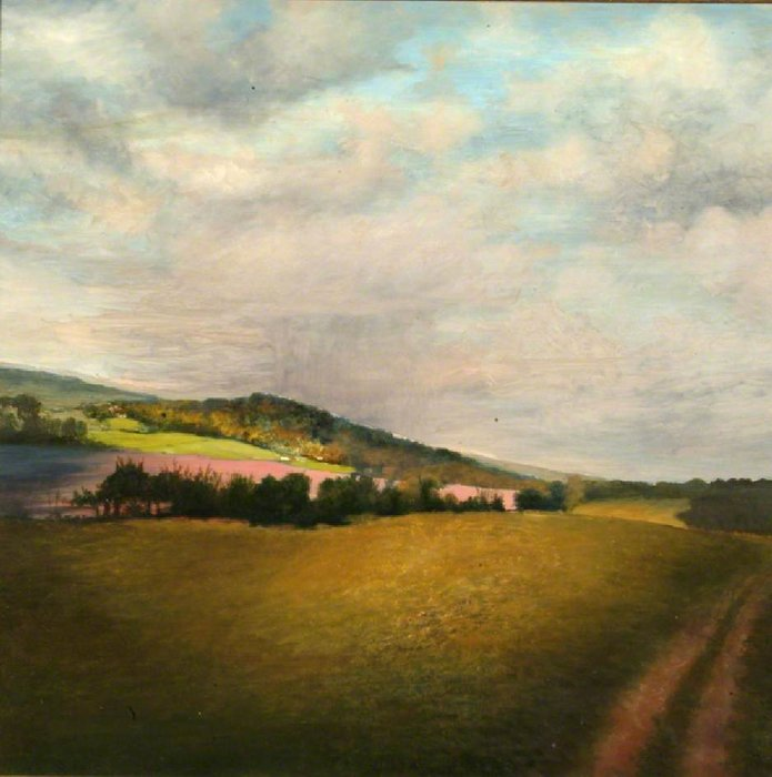 St Martha`s Hill by George Edwards (1694-1773, Australia) | Museum Quality Reproductions | WahooArt.com
