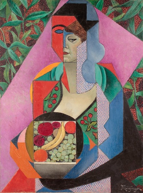 Summer by Jean Dominique Antony Metzinger (1883-1956, France)