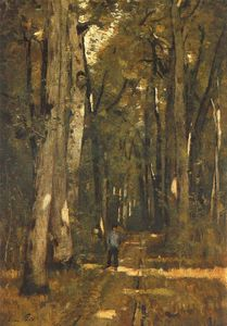 Laszlo Paal - In The Forest Of Fontainebleau