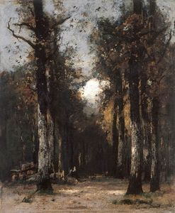 Laszlo Paal - The Depth Of The Forest Iii
