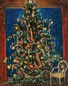 Richard Hayley Lever - Christmas Tree