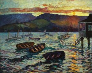 Richard Hayley Lever - Dance Of The Boat