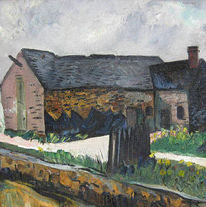 Richard Hayley Lever - Nantucket Fish Shack