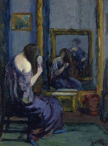 Leon Kroll - Before The Mirror