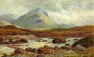 Louis Bosworth Hurt - Marscow, Glen Sligachan, Skye