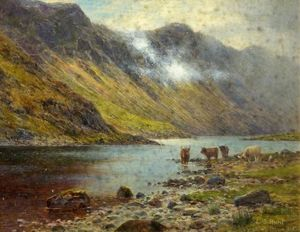 Louis Bosworth Hurt - The Pass Of Brander
