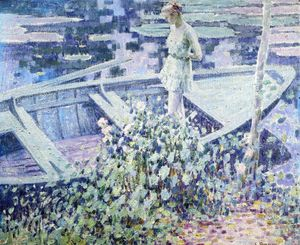 Louis Ritman - Sunday Boating On The Epte
