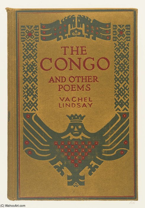 The Conga And Other Poems by Ronald Brooks Kitaj (1932-2007, United States)
