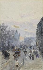 Rose Maynard Barton - A London Street