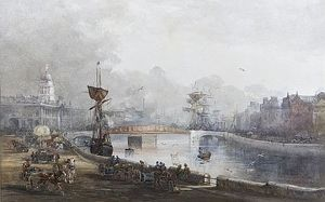 Rose Maynard Barton - A View Of Butt Bridge