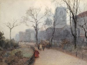 Rose Maynard Barton - Old Chelsea Church