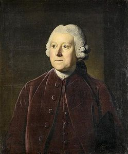 Nathaniel Dance-Holland - Portrait Of Charles Pinfold