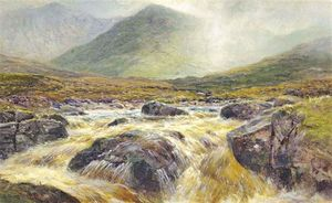 Louis Bosworth Hurt - Glen Dochart