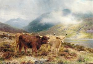 Louis Bosworth Hurt - The Lochan
