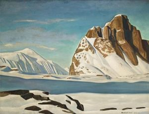 Rockwell Kent - March Greenland