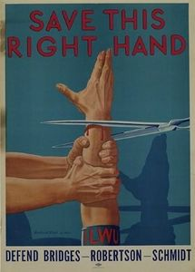 Rockwell Kent - Save This Right Hand