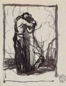 Rockwell Kent - The Embrace