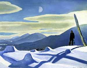 Rockwell Kent - The Trapper