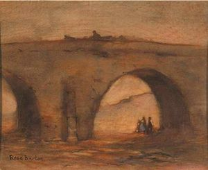 Rose Maynard Barton - An Old Stone Bridge