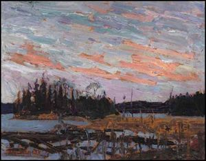 Thomas Thompson - Canoe Lake