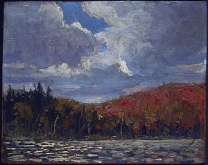 Thomas Thompson - Hillside, Smoke Lake
