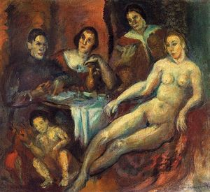 Armand Schonberger - Family