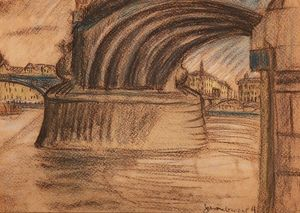 Armand Schonberger - Margit Bridge