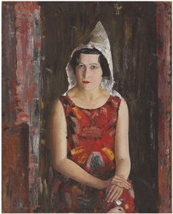 Boris Dmitrievich Grigoriev - Girl From California